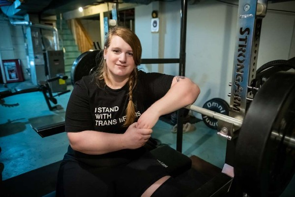 Trans athlete sues USA Powerlifting