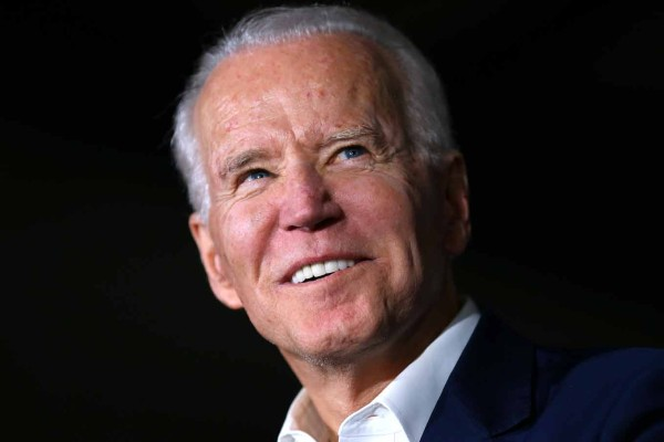 Biden delivers message of support to LGBTQ+ youth