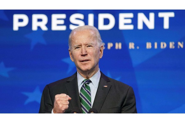 Biden signs order in support of trans athletes