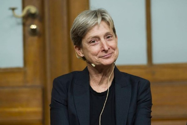 Judith Butler discusses JK Rowling's position on trans people