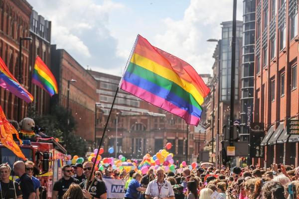Manchester opens first LGBTQ+ homeless shelter