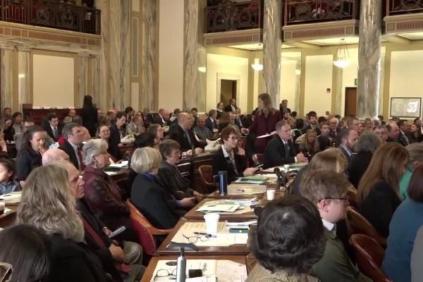Update: Montana legislators reject anti-trans bill