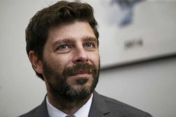 Greece appoints first gay minister