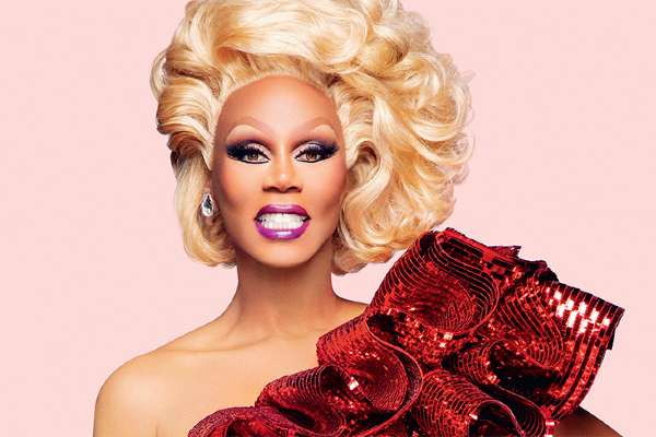 RuPaul shows support for trans drag artists