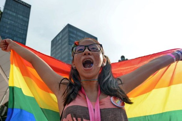 LGBTQ+ activists detained in Singapore