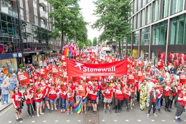 Stonewall chief calls for Pride in London leaders to resign