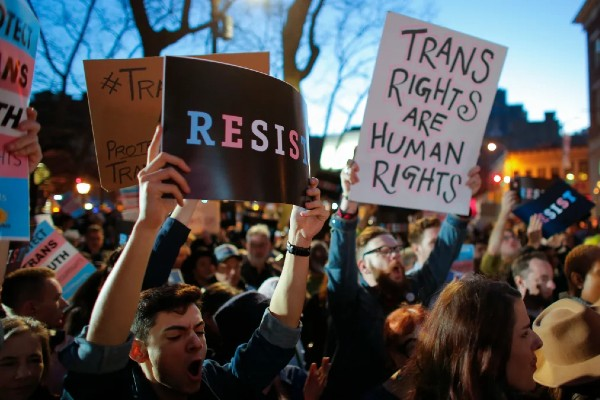 Four US states sued over anti-trans sports laws