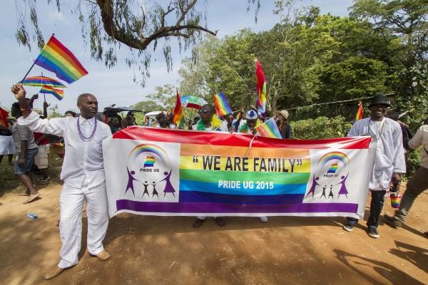 UNAIDS calls for Uganda to protect LGBTQ+ citizens