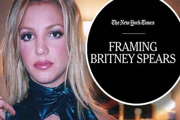 Framing Britney Spears arrives in the UK
