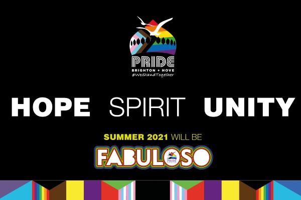 Brighton & Hove Pride announces 2021 tickets