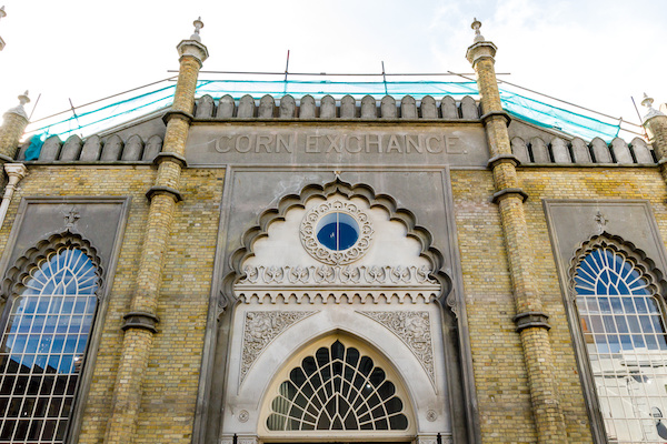 Royal Pavilion Estate awarded £1million
