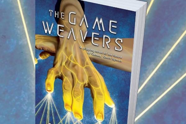 Book REVIEW: The Game Weavers:  Rebecca Zahabi