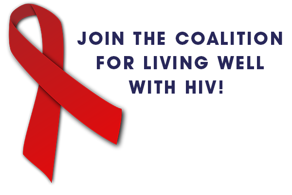 Join the Coalition for Living Well with HIV