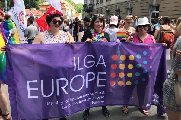 """Europe sees """"standstill"""" on LGBTQ+ rights"""
