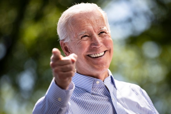 Biden pledges to fight for global LGBTQ+ rights