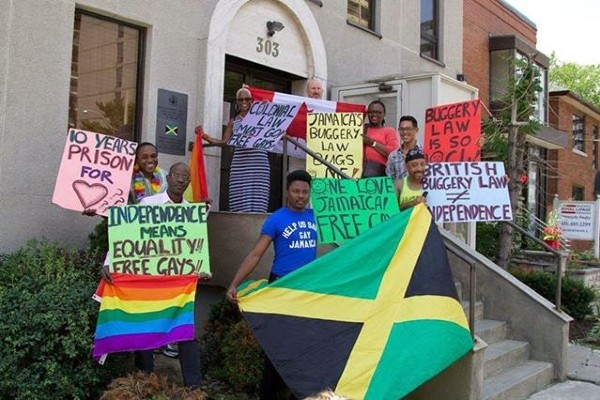 Historic court ruling for LGBTQ+ rights in Jamaica