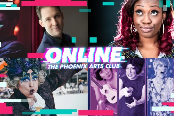 PREVIEW: Online Season From The Phoenix Arts Club
