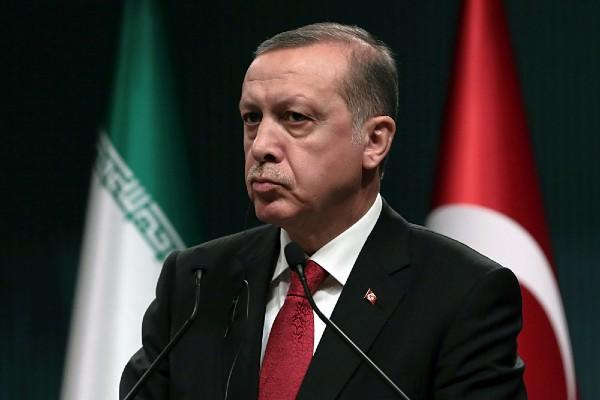 Turkish president condemns LGBTQ+ youth