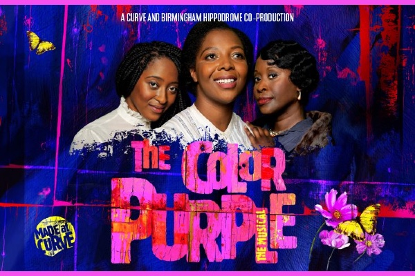 REVIEW: The Curve- The Color Purple @ Home