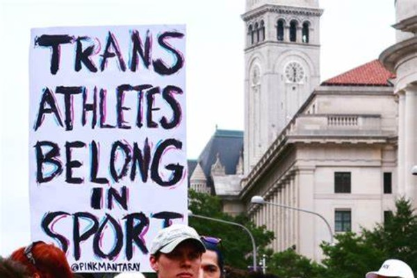 Two US states introduce bills against trans athletes