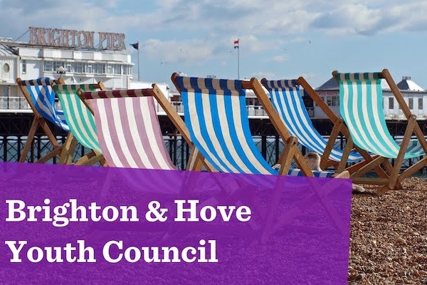Brighton & Hove Youth Council is recruiting
