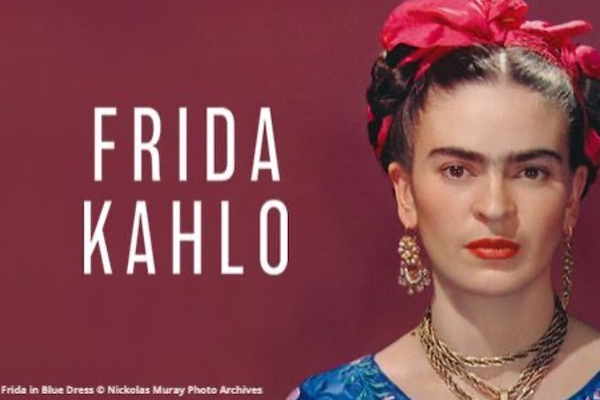 New film to explore the life & work of Frida Kahlo