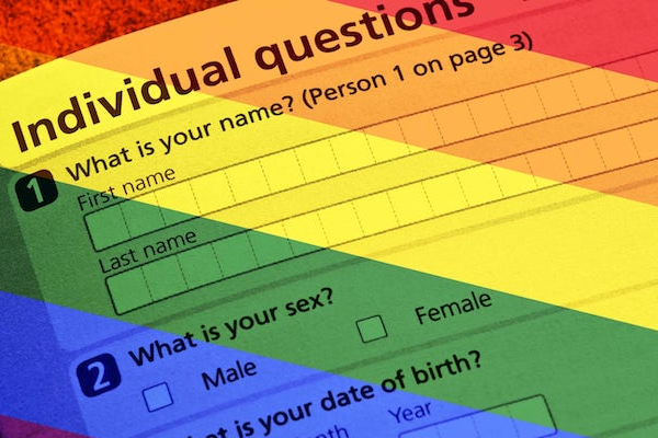 LGBTQ+ communities to be recognised in Census 2021