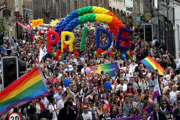 Edinburgh Pride 2021 cancelled