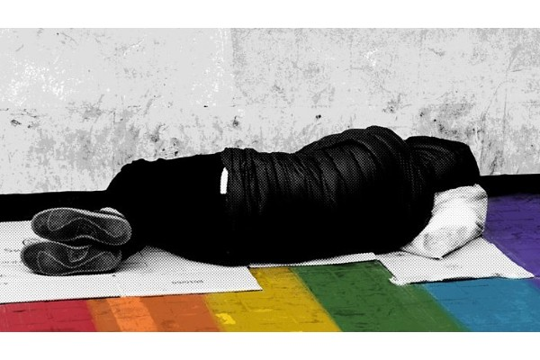 Study finds one-quarter of LGBTQ+ youth have experienced homelessness