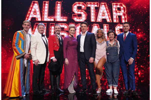 REVIEW: ITV's All Star Musicals