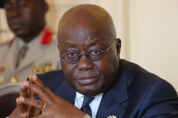Ghanian president refuses to legalise same-sex marriage