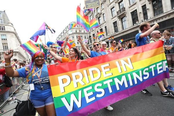 Entire Pride in London advisory board quits