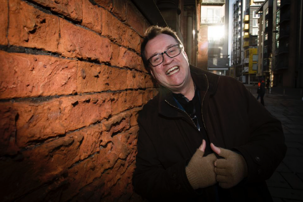 FEATURE : An Evening With Russell T Davies