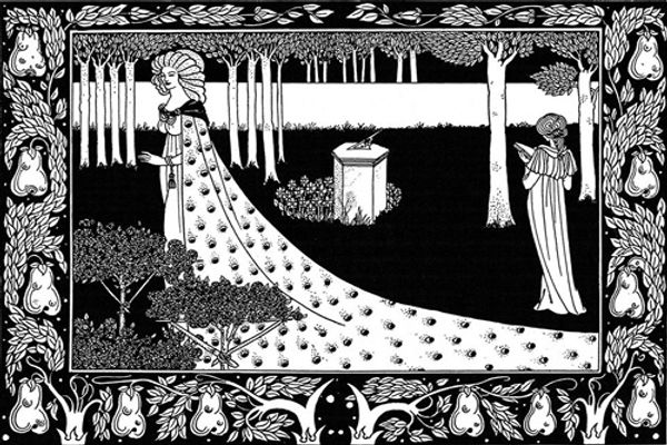Aubrey Beardsley: Radical illustrator's work featured in Tate exhibition