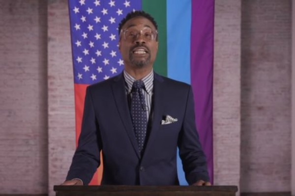 """Billy Porter: """"We must do better to protect trans lives"""""""