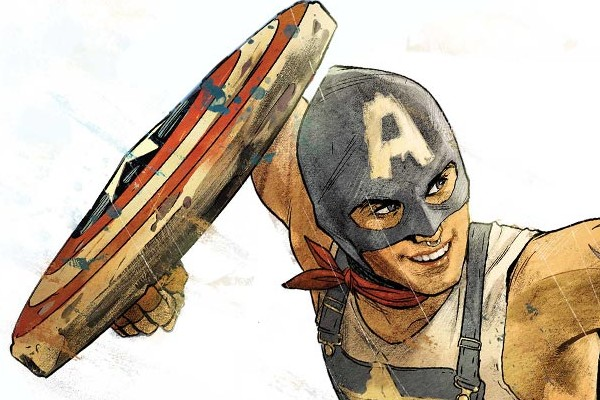 Marvel: Proudly Introduces an LGBTQ+ Captain America