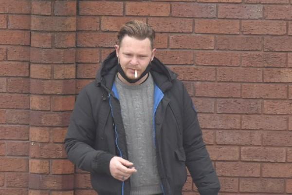Staffordshire couple face homophobic abuse outside home