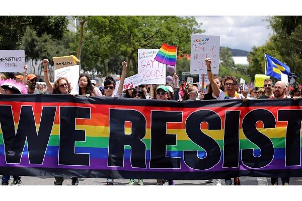 Three government LGBTQ+ advisors resign