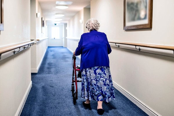 New Jersey bill protects LGBTQ+ nursing home residents
