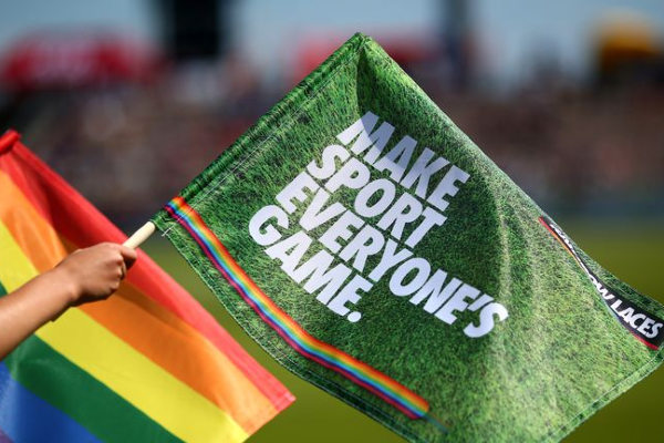 Stonewall calls for LGBTQ+ inclusion in cricket