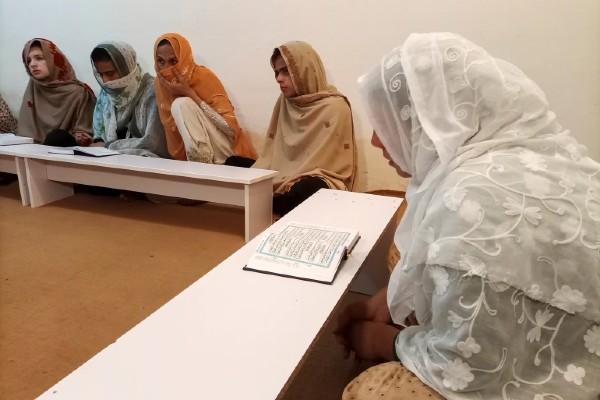 Pakistan opens first trans inclusive school