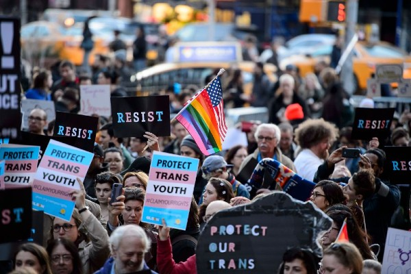Biden administration vows to support trans students