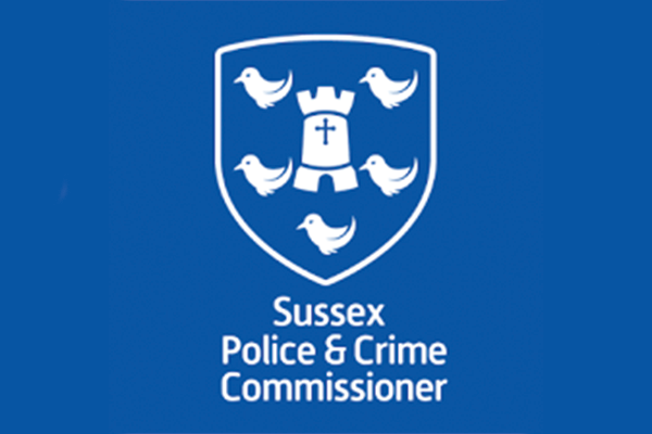 Candidates announced for Sussex Police & Crime Commissioner