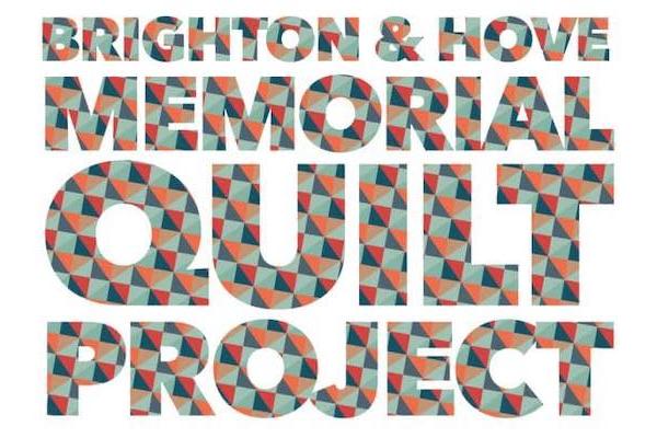 Brighton & Hove Covid Memorial Quilt