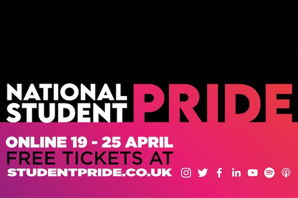 National Student Pride to kick off on April 19