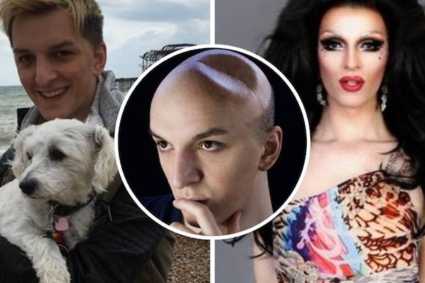 Drag queen calls for increased investment into brain tumour research