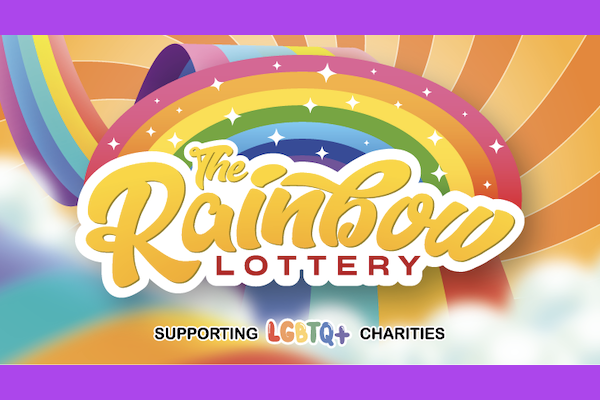 Rainbow Lottery launches to support LGBTQ+ causes