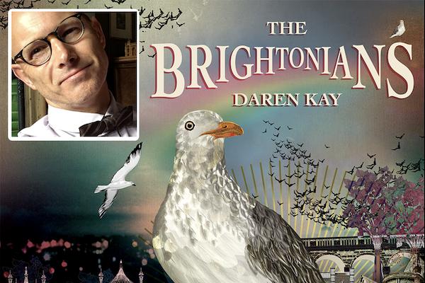 Brighton's Queer past and present collide in Daren Kay's new novel