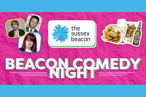 Sussex Beacon announces 'Complete Comedy Night'