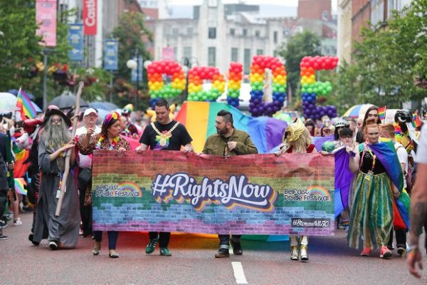 Motion to ban conversion therapy in Northern Ireland